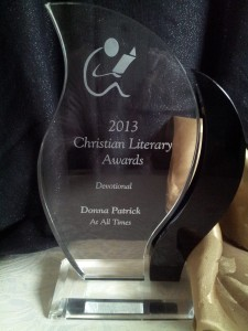 2013 Christian Literary Award